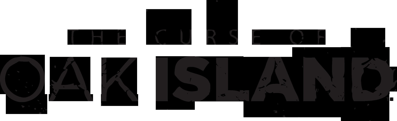 The Curse of Oak Island logo