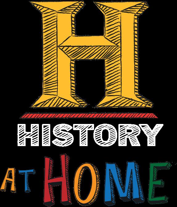 HISTORY at Home logo