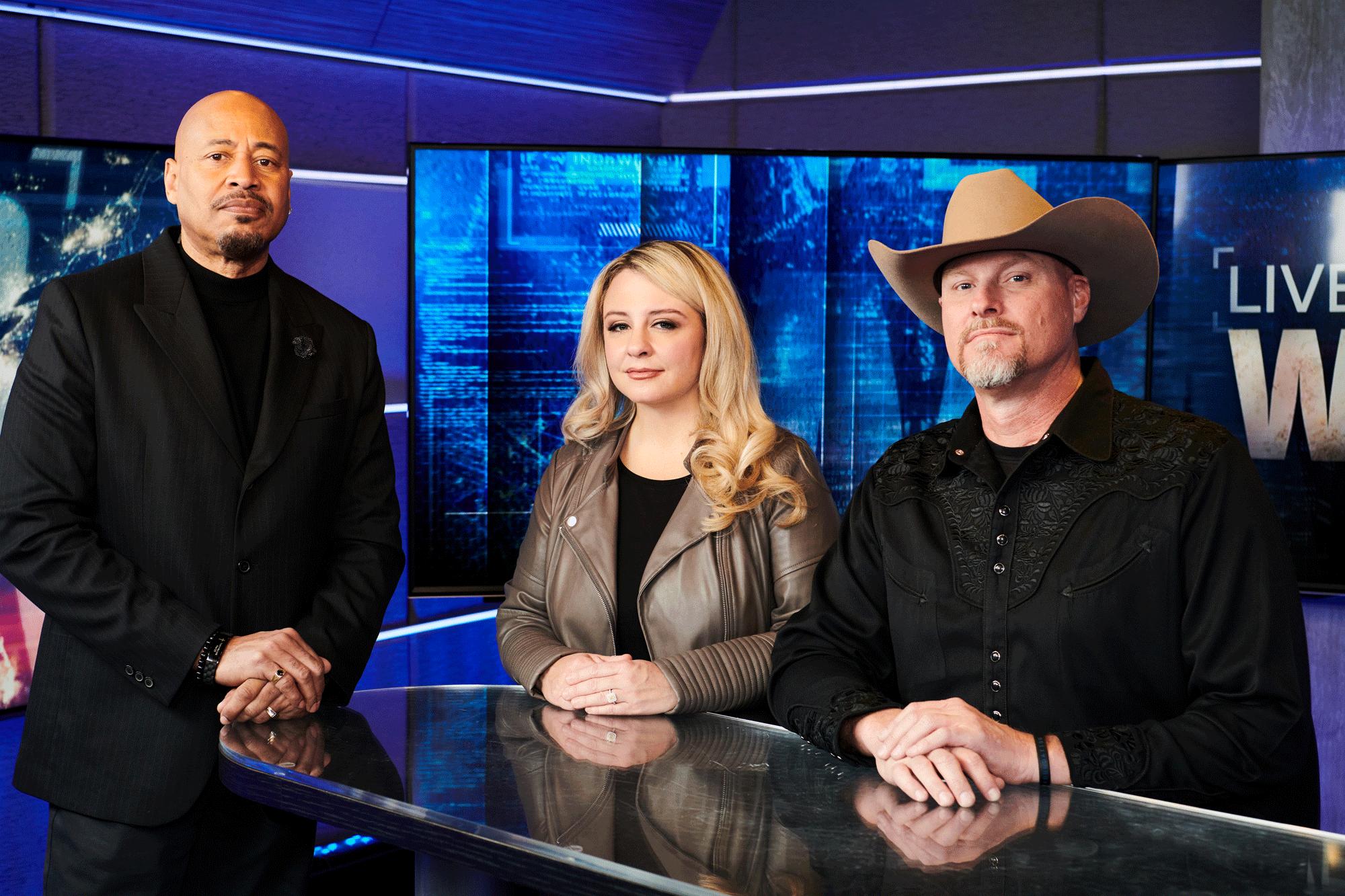 Live PD: Wanted's Tom Morris Jr. Michelle Sigona and Sheriff Mark Lamb